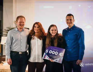 Viete, kto je víťazom MADhack IoT pre Lepšiu obec?